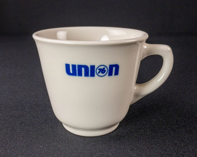 Union 76 Oil Company Cup Restaurant Ware By Syracuse China Petroliana