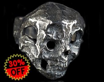 CATACOMB - Silver Skull Ring