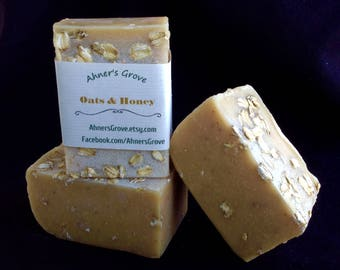Oats and Honey Bar