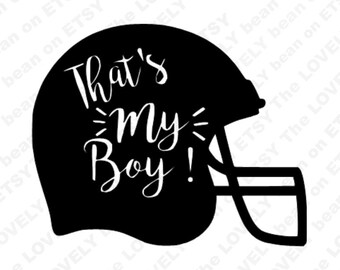 Download Thats my boy svg   Etsy