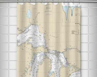 Popular Items For Lake Shower Curtain