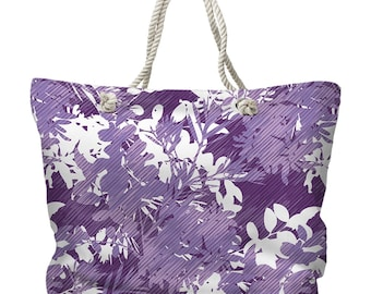 d463915f96 Purple beach bag