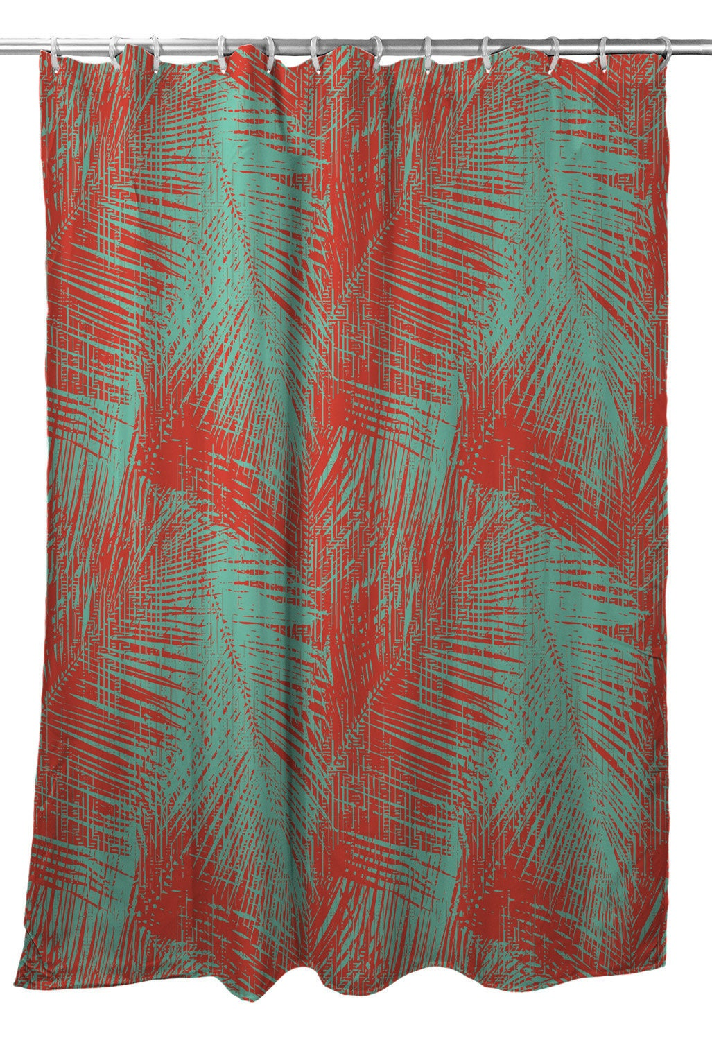 Walkers Cay Palm Breeze Shower Curtain Tropical