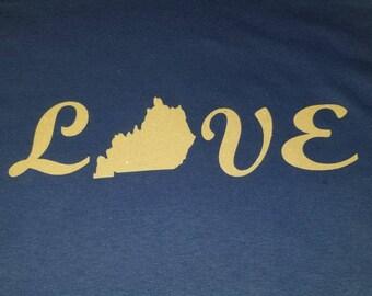 State Love shirt