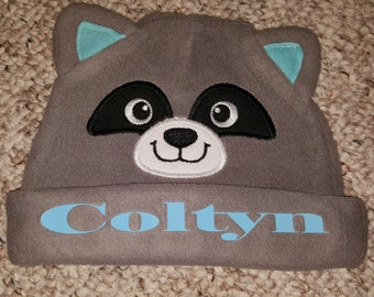 Personalized Baby Beanies