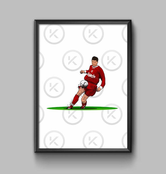 On the Pitch  - Steven Gerrard Pass