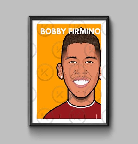Bobby Firmino - Portrait