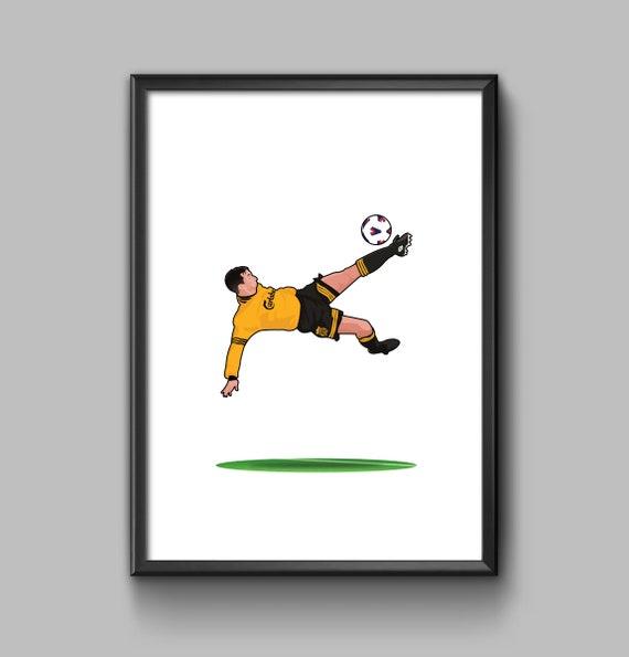 Fowler Overhead Kick