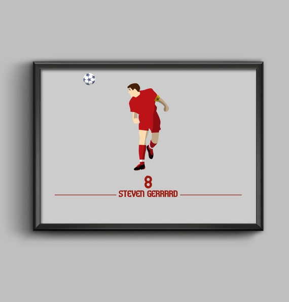 Steven Gerrard - 8