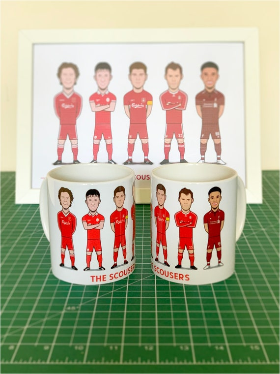 The Scousers - Drinking Mug