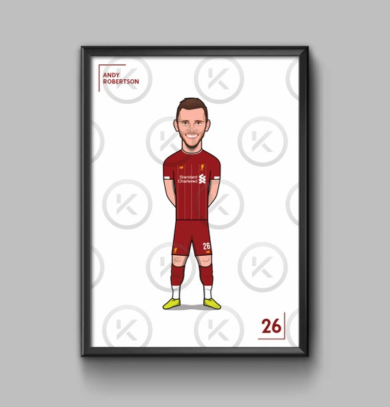 Andy Robertson - **2019/20**
