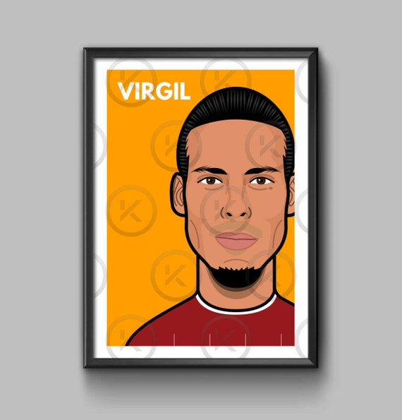 Virgil - Portrait
