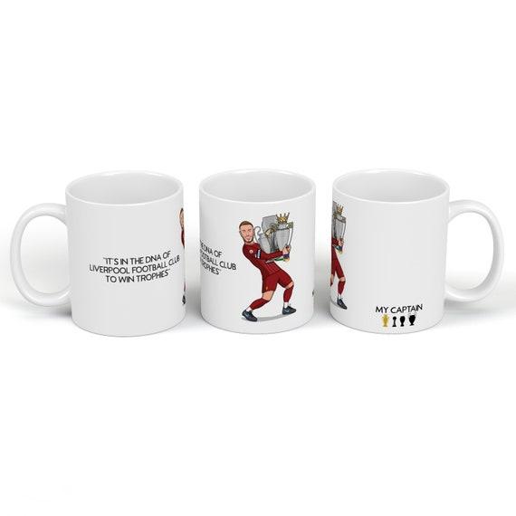 Jordan Henderson My Captain - Drinking Mug