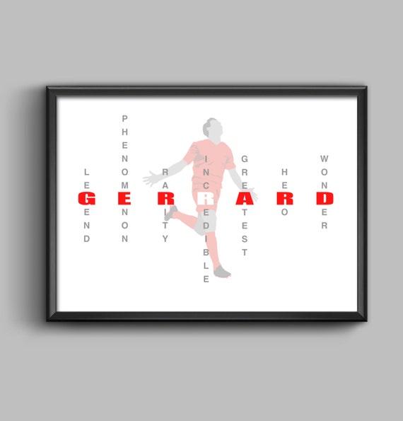 Gerrard - Legend