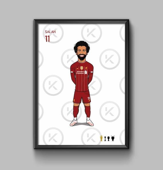 Mohamed Salah - 2019/20 PL Champion