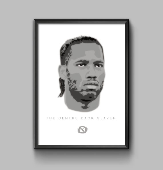 Didier Drogba - The Centre Back Slayer