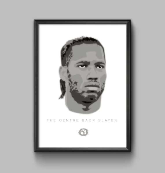Didier Drogba - The Centre Back Slayer