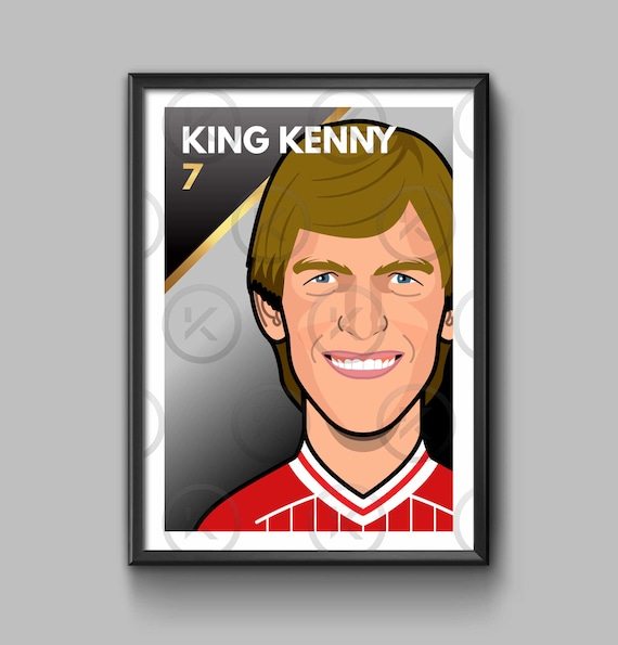 Legend: King Kenny - Portrait
