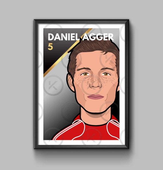Legend: Daniel Agger - Portrait