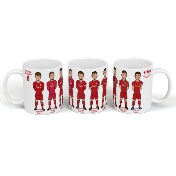 The Gerrard Years - Drinking Mug