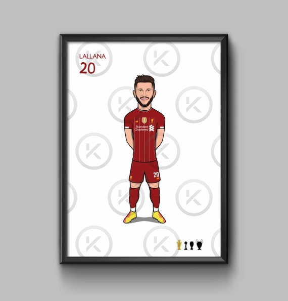 Adam Lallana - 2019/20 PL Champion