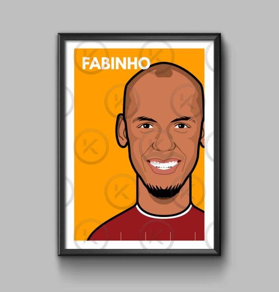 Fabinho - Portrait