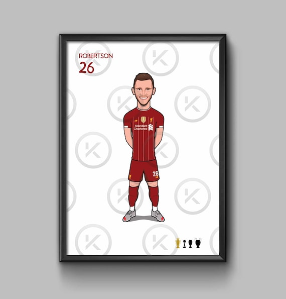 Andy Robertson  - 2019/20 PL Champion