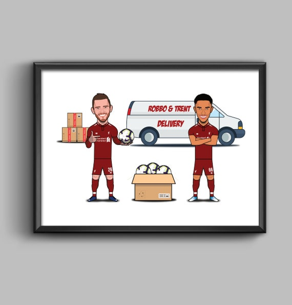 Robbo & Trent Delivery Service
