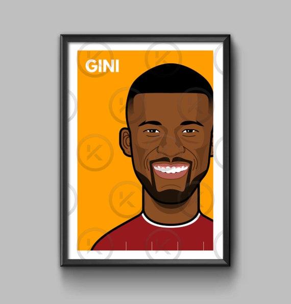 Gini - Portrait