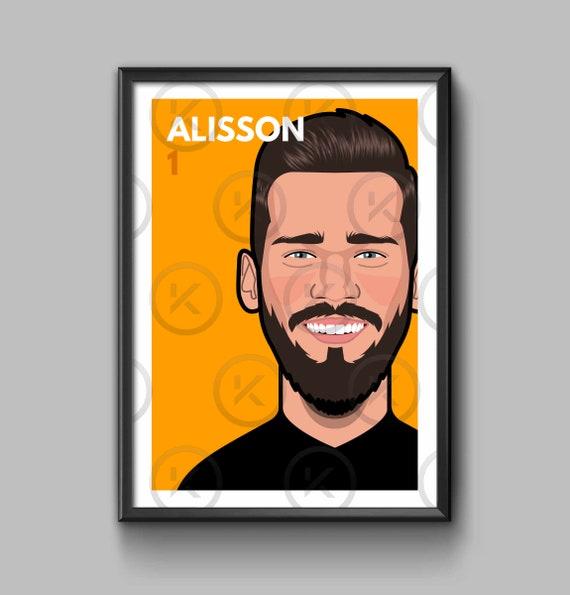 Alisson - Portrait