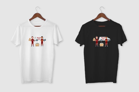 Robbo & Trent Delivery T-Shirt