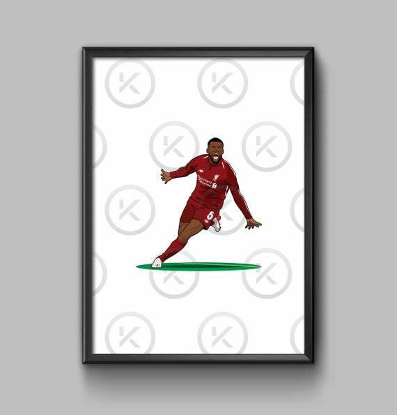 On the Pitch  - Gini Wijnaldum