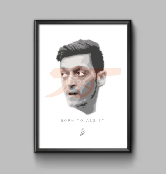 Mesut Ozil - Born to Assist