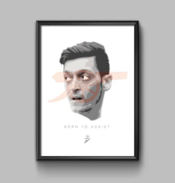Mesut Ozil - Born to Assist