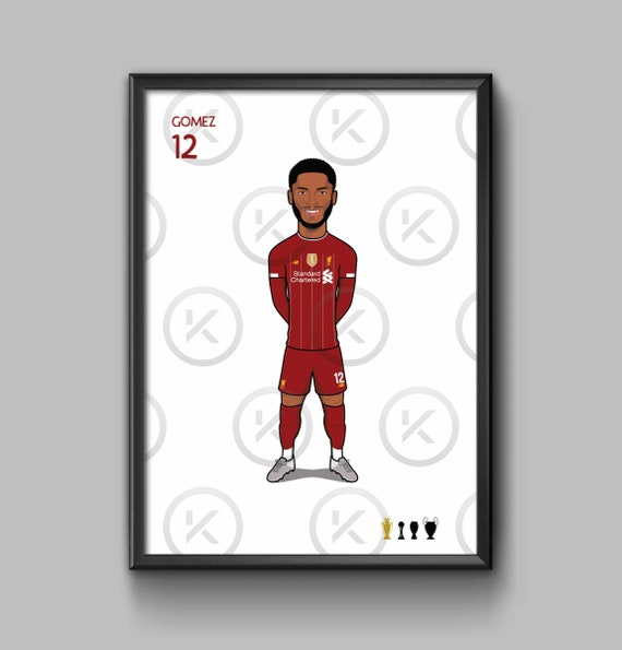 Joe Gomez  - 2019/20 PL Champion