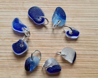 arts Genuine sea potterybeach pottery pieces charms necklace crafts Top drilled with hand carved love heart Ideal pendants