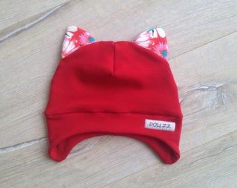2b3f4004bf0 Red riding hood hat