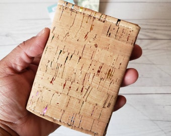 Cork Slim Wallet