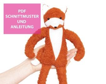 Fuchs PDF Anleitung Fuchs Fridolin