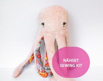 DIY Sewing Set Octopus Odette #MoiMemeHamburg