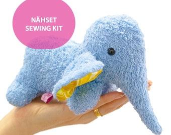 DIY Sewing Set Elephant Elli #MoiMemeHamburg