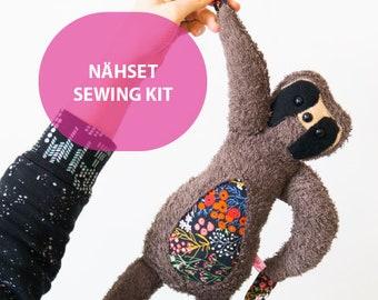 DIY Sewing Set Sloth Lu #MoiMemeHamburg