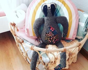 Sloth Lu DIY Sewing Set