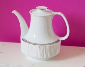 Pot de café par THOMAS / porcelaine Allemagne