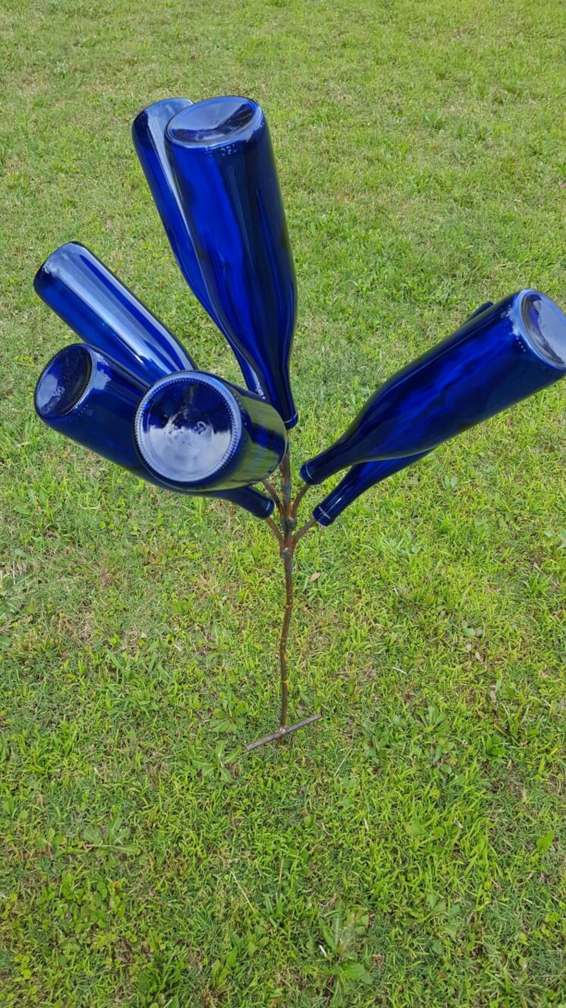 7 point Bottle Tree image 0