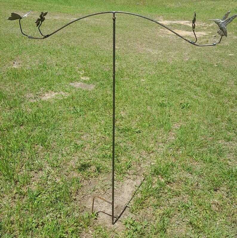 Hummingbird Wind Spinner Balance image 0