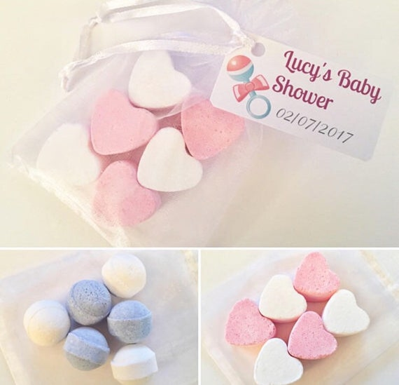Personalised Bath Fizzers