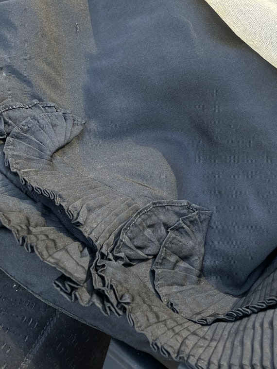 Victorian embroidered jacket and skirt.lace sheer… - image 8