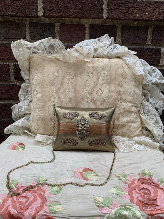Dragon evening bag
