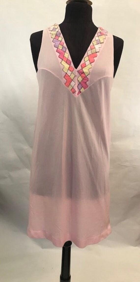60's Emilio Pucci Slip/ Dress - image 1